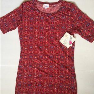 Lularoe julia pencil Dress NWT xsmall
